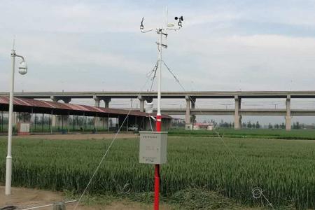六要素自动气象站