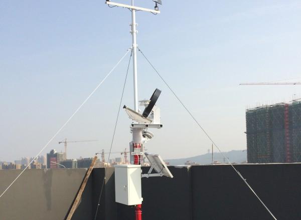 光伏环境监测站