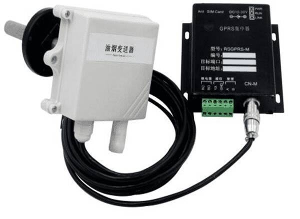 无线式油烟监测仪