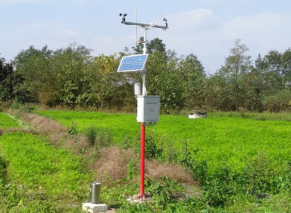 田间小气候自动气象监测
