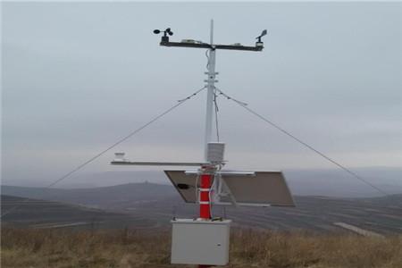 世界高公路交通系气象站建成