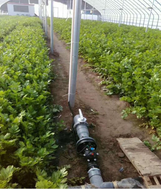 水肥一体化智能灌溉系统
