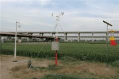农业气象站为粮食增收提供保障!