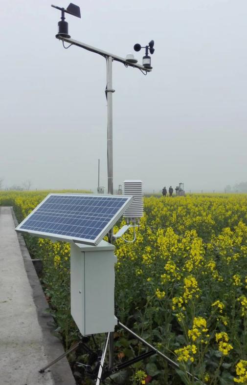 便携式小气象站