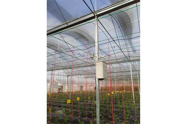 温室环境采集控制系统(