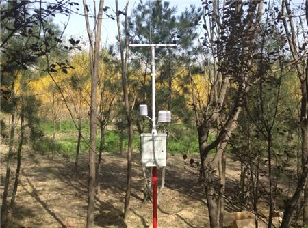 负氧离子监测站