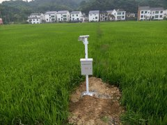 2021土壤墒情监测系统介绍